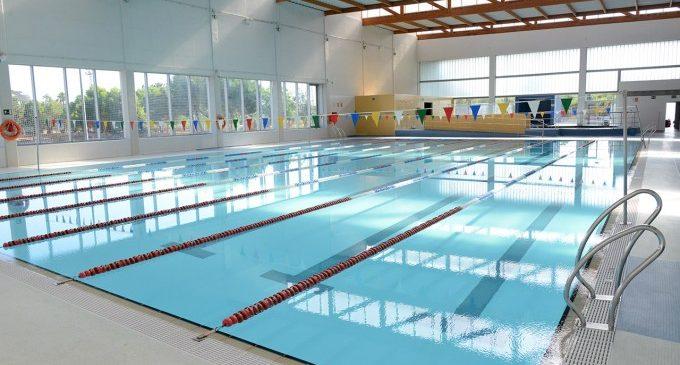 Paiporta invierte 1,2 millones de euros en la mejora y renovación de instalaciones y equipamiento de la piscina cubierta