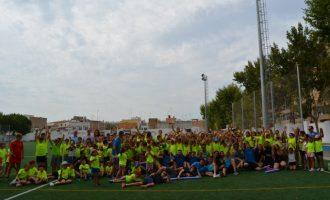 L'Escola d'Estiu d'Aldaia acomiada als més de 600 joves que han participat