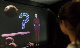 Realitat virtual i jocs interactius acosten Mart al públic en l'exposició del Museu de les Ciències