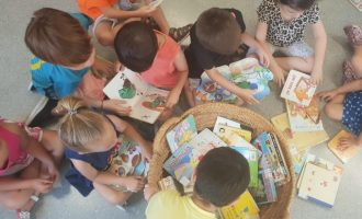 """""""Contes a l'estiu"""" acosta a més de 400 xiquetes i xiquets d'Alaquàs a la lectura"""