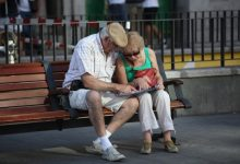 Els jubilats valencians, els cinquens que menys cobren d'Espanya