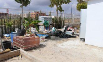 El Ayuntamiento de Albal sigue trabajando para mejorar el municipio durante el mes de agosto