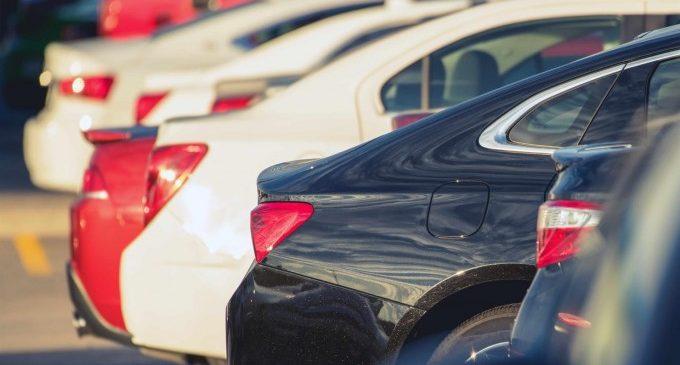 La venda de vehicles d'ocasió cau un 7,6% a l'agost en la Comunitat, però creix un 0,5% en 2019