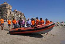 Alboraia reforça amb una llanxa motora el salvament en les platges