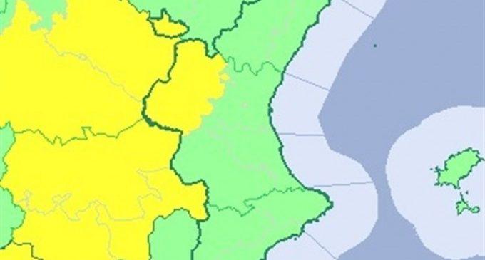 El risc per temperatures màximes s'avança al diumenge a l'interior de València on es preveuen 37 graus