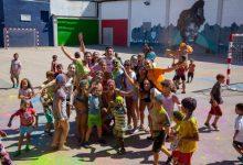 El campament social estiuenc de Mislata tanca després de dos mesos d'activitats amb 170 xiquetes i xiquets