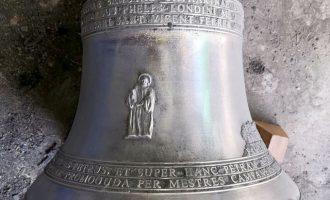 Santa Catalina rebrà a la fi de mes la rèplica de la campana 'el Peret'