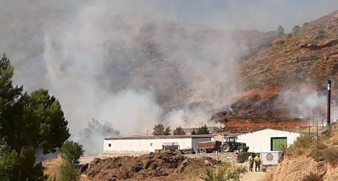 El Grup Operatiu d'Investigació de Causes d'Incendis Forestals compleix 25 anys de servei