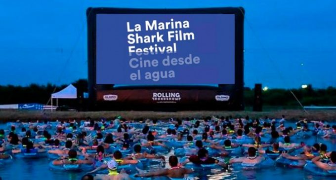 El Shark Film Festival, una proposta de la Marina de València per a 'submergir-se' en les profunditats del cinema