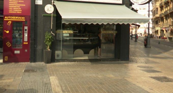 A presó el jove detingut després d'acoltellar en el coll a un vianant al qual no coneixia a València