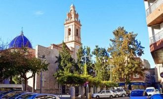 El barrio de la Magdalena de Massamagrell da la bienvenida a una semana de fiestas populares