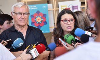 """Oltra sobre que el PSOE pida la abstención de PP y Cs: """"No se puede servir a Dios y al diablo"""""""