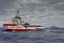 Open Arms anuncia el desembarcament de 27 menors no acompanyats després de rebre permís de les autoritats italianes