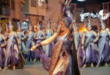 Paterna inicia unes festes patronals protagonitzades pels Moros i Cristians i els seus tradicionals actes de foc