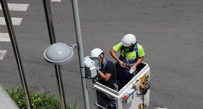 Un total de 600 sensores medirán la calidad acústica y del aire de Torrent