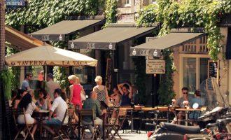 El 'terraceo' en verano crece un 25% en la Comunitat Valenciana respecto a 2018, según El Tenedor