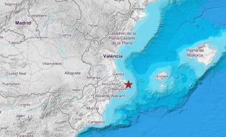 Un terratrémol de 2,8 de magnitud amb epicentre en Poble Nou de Benitatxell fa tremolar la Marina Alta