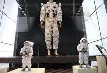 Museu de les Ciències exhibeix una rèplica del vestit d'astronauta de Neil Armstrong
