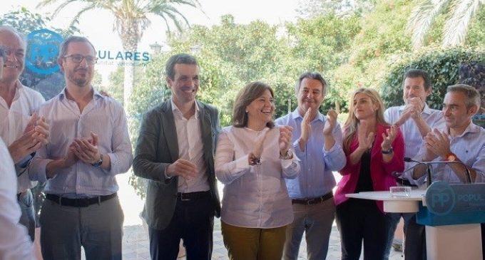 Pablo Casado assistirà el 7 de setembre a Benidorm a l'inici del curs polític del PP de la Comunitat Valenciana