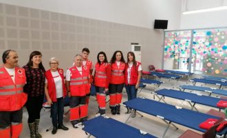 Servicios Sociales abre centro de emergencias climáticas para hacer intervención integral a personas con vulnerabilidad