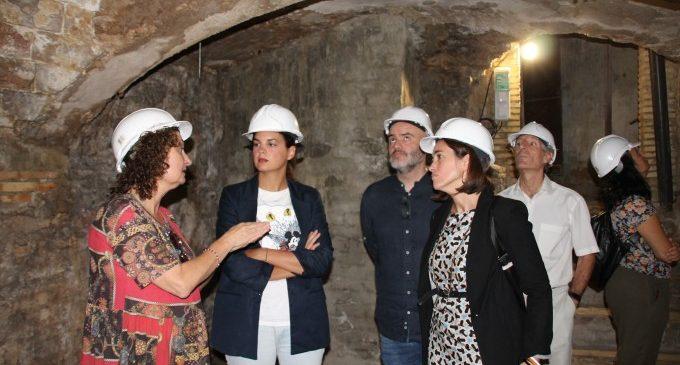 Urbanisme planteja un edifici d'ús cultural en la plaça Doctor COllado