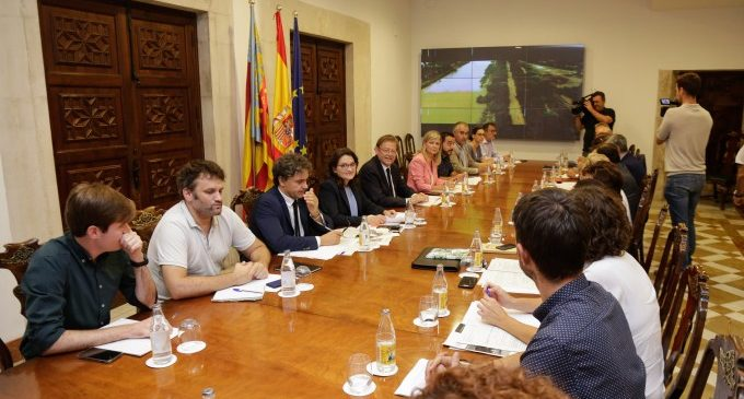 Ximo Puig xifra l'impacte econòmic pel temporal en 1.500 milions d'euros i anuncia ajudes directes per a les persones i els municipis