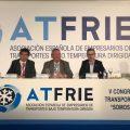 Arcadi España ressalta el servei que presta el transport frigorífic al teixit productiu i a la societat valenciana