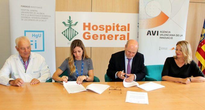 L'AVI finança el desenvolupament d'un robot auxiliar i un simulador de telecirugía robòtica 3D per a l'Hospital General Universitari de València