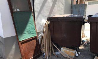Massamagrell comienza a sancionar por el incumplimiento de la ordenanza de limpieza en el municipio