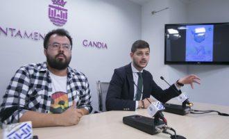 Gandia instal·larà un punt fix de reciclatge de plàstic durant la Fira i Festes del municipi