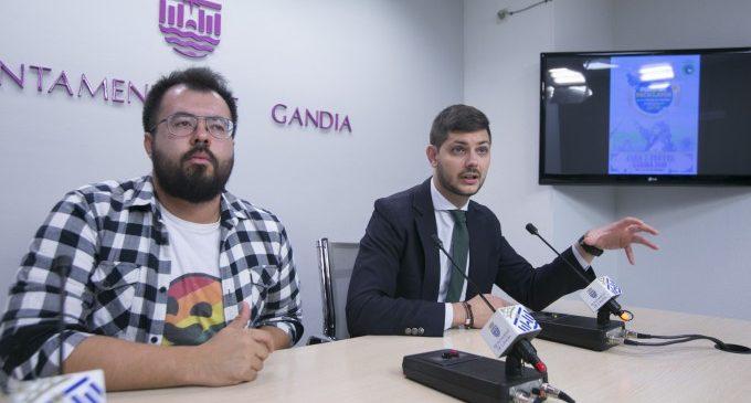 Gandia instalará un punto fijo de reciclaje de plástico durante la Feria y Fiestas del municipo