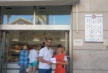 Ecovidrio premia l'establiment 'Helados Soler' d'Alboraia pel seu compromís amb el reciclatge
