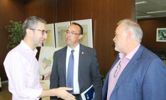 Arcadi España anuncia un major impuls a les vies verdes com a alternativa als traçats ferroviaris antics