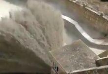 Las localidades del Segura, en alerta tras la evacuación de agua del Embalse de Santomera