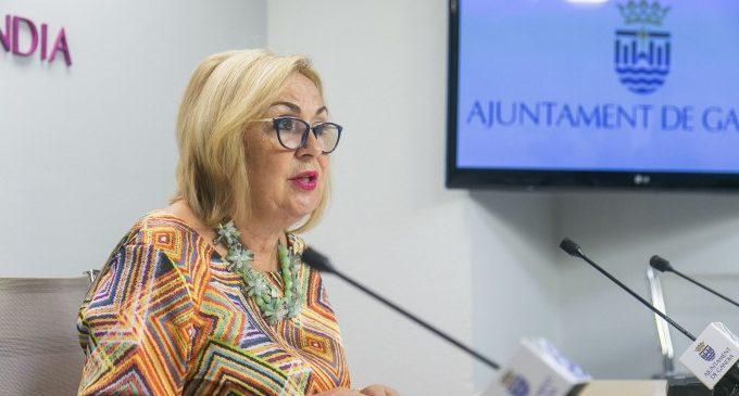 Gandia destinarà 266.000 euros de la Diputació per a millorar la xarxa d'Escoletes Municipals