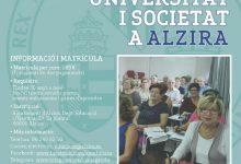 La Unisocietat d'Alzira tanca el seu termini d'inscripcions a mitjan setembre