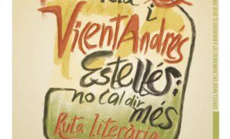 Escola Valenciana impulsa set festes per mantindre viva la memòria de Vicent Andrés Estellés