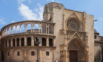 La Generalitat resol no autoritzar la demolició de la façana neoclàssica de la catedral de València
