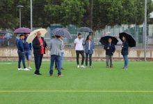 Els camps de futbol torrentins del Parc Central estrenen l'últim en gespa artificial