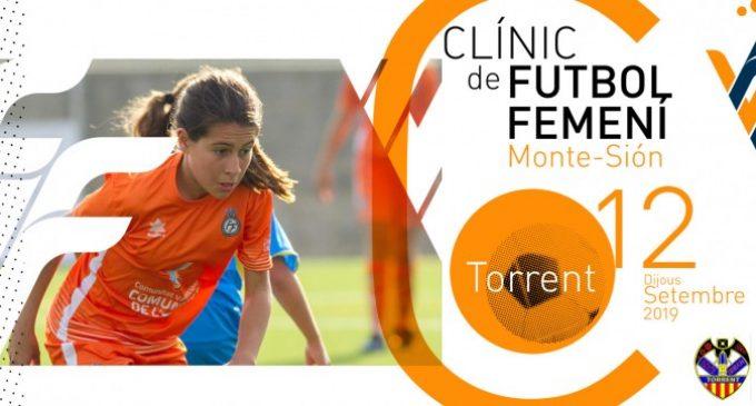 La promoció, visibilitat i foment del futbol femení se cita a Torrent