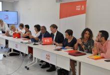 Los socialistas valencianos presentan mociones municipales de adhesión a los 160 millones de las ayudas Paréntesis para microempresas y autónomos