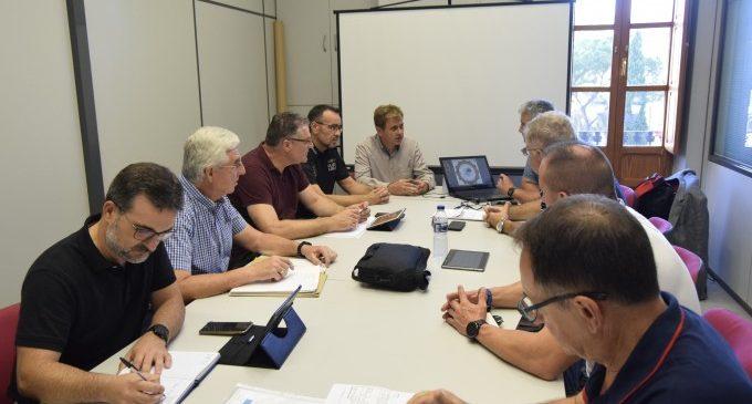 La Policia Local de la Comunitat Valenciana organitza a Burjassot la reunió de la seua Associació de Caps i Comandaments