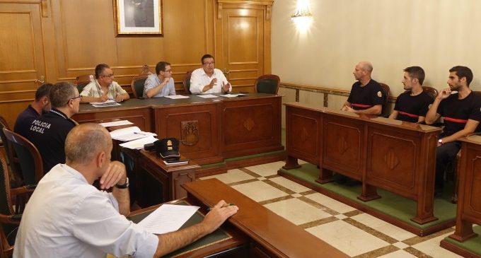 """Ontinyent activa el Pla Operatiu Municipal contra el Risc d'Inundacions davant les previsions de """"gota freda"""""""