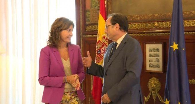 Vicent Soler: 'Hemos conseguido del Ministerio una prórroga para presentar el Plan Económico Financiero que nos aliviará la Tesorería'