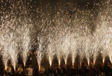 L'inici de les festes de Quart de Poblet reuneix milers de persones
