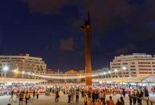 Las Fiestas Populares de Mislata comienzan con la Plaza Mayor a rebosar