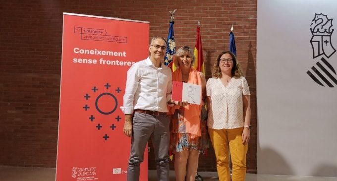 El profesorado del IES Carles Salvador de Aldaia participa en el programa europeo Erasmus+