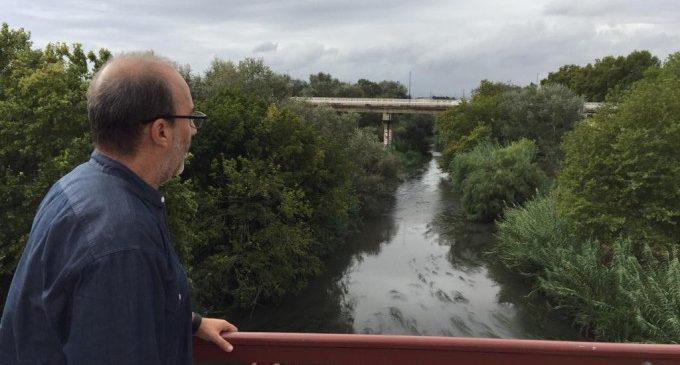 Alzira activa l'alerta roja per fortes pluges