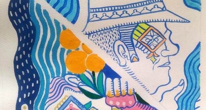 Comença Art al Carrer amb la transformació artística del Pont de Xàtiva