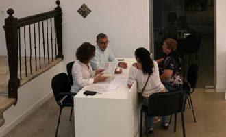 Las ayudas de primera necesidad para los afectados por la DANA ya se pueden pedir en la Casa de Cultura